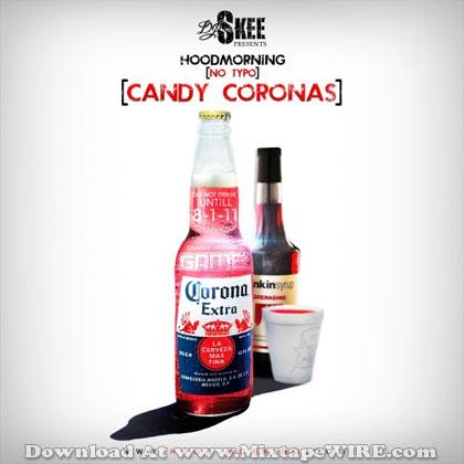 game candy corona mixtape cover