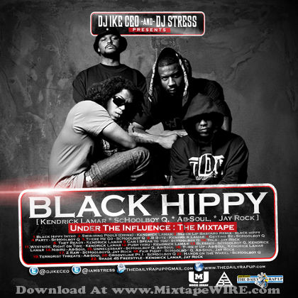 Kendrick Lamar Black Hippy Under The Influence Mixtape Mixtape Download