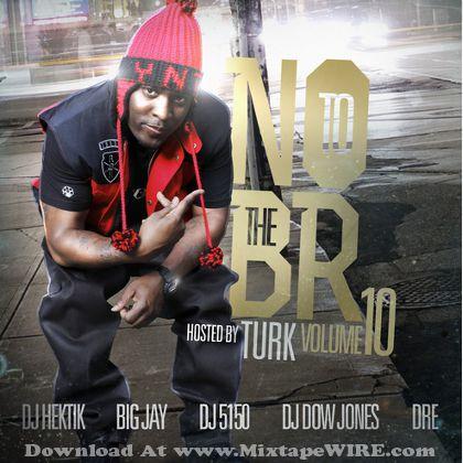 dj-5150-no-to-the-br-10-mixtape-cover