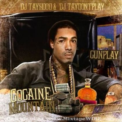 gunplay-cocaine-mountain-mixtape-cover