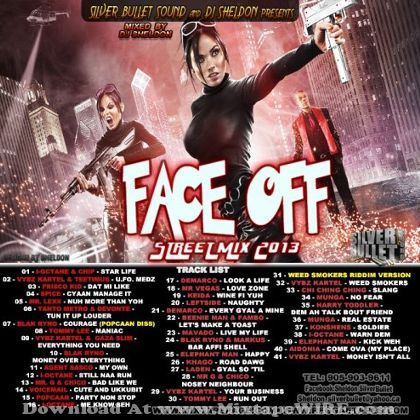 Silver-Bullet-Sound-Face-Off-Street-Mix-2013