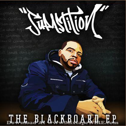 supastition-the-blackboard-ep