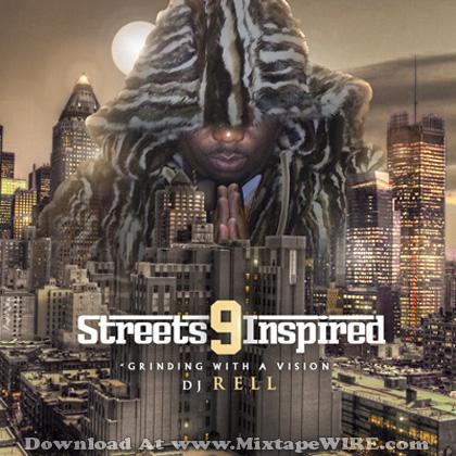 DJ_Rell_Streets_Inspired_9_Mixtape