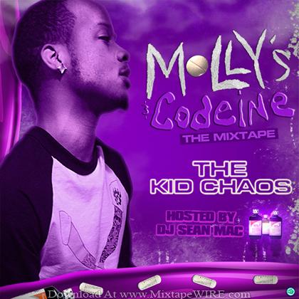The_Kid_Chaos_Mollys_N_Codeine_DJ_Sean_Mac_Mixtape