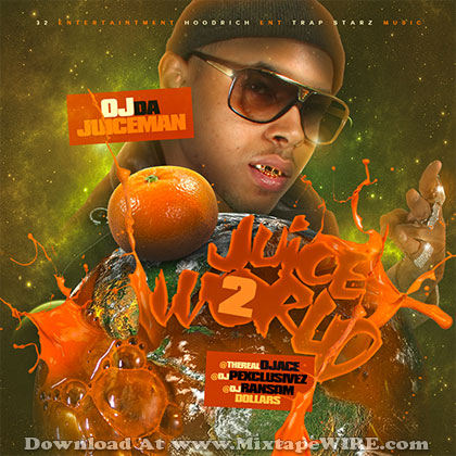 oj-juiceman-juice-world-2-mixtape