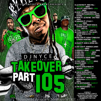 Dj-Nyce-The-Takeover-Pt-105-Mixtape
