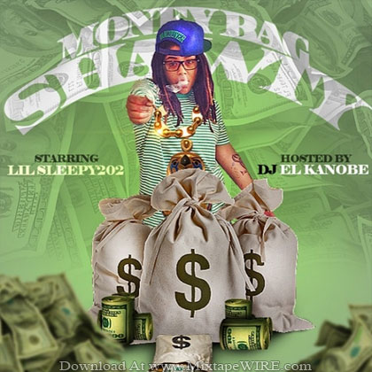 Lil-Sleepy202-Money-Bag-Shawty-Mixtape-By-DJ-EL-KANOBE