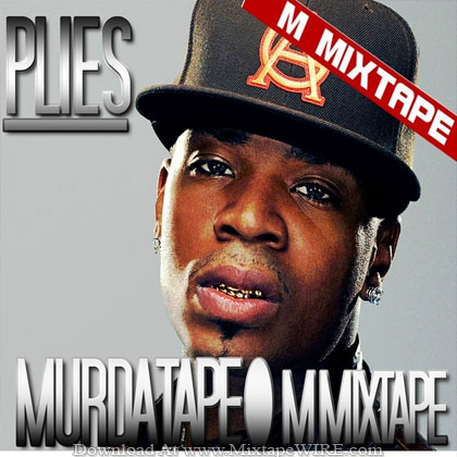 Plies-Murda-Tape-Mixtape-By-DJ-The-M