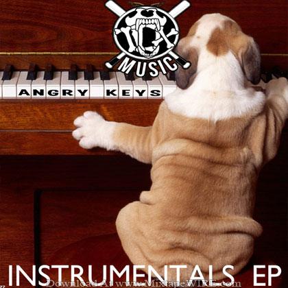 TDXMusic-Angry-Keys-Instrumentals-Mixtape