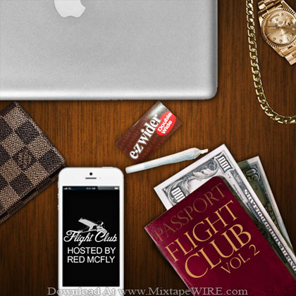 VARIOUS-ARTISTS-Flight-Club-Part-2-Mixtape-By-DJ-RED-MCFLY
