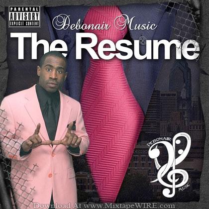Debonair-Music-The-Resume-Mixtape