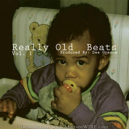 Dee-Greene-Really-Old-Beats-Vol-1-Mixtape