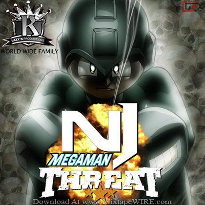 Nj-Theat-Megaman-The-Mixtape-Hosted-By-Dj-Lazy-K