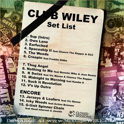 club-wiley-tracklist