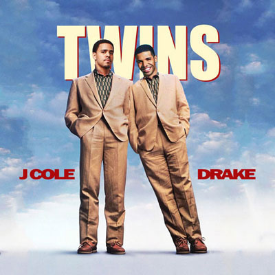 drake-j-cole-twins-mixtape