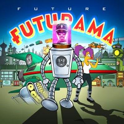 future-futurama-mixtape-cover