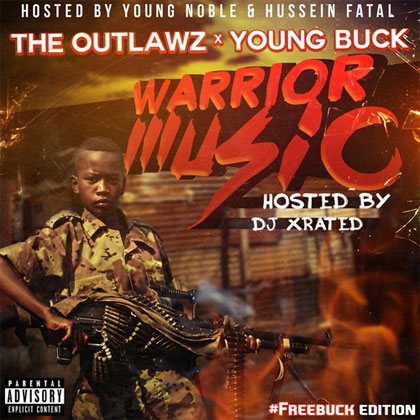 outlawz-young-buck-warrior-music-mixtape
