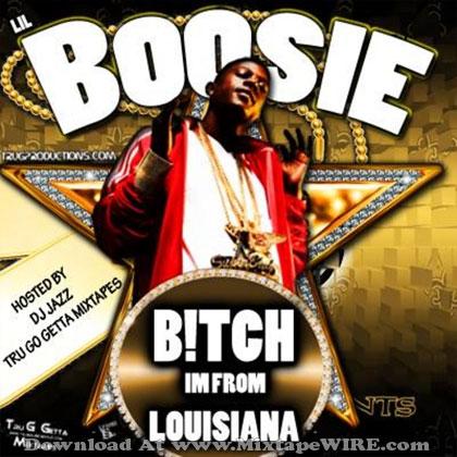 Bitch-Im-From-Louisiana