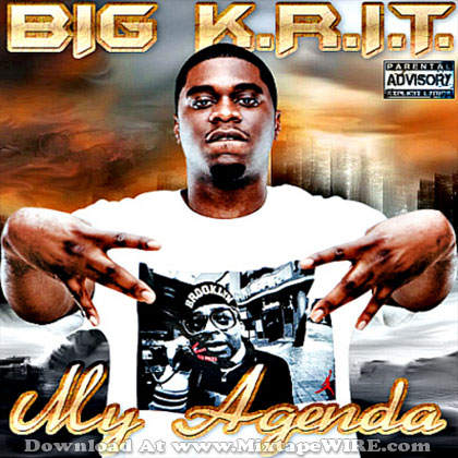 big-krit-my-agenda