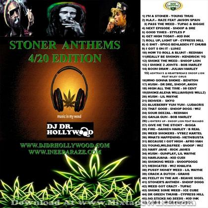 Stoner-Anthems