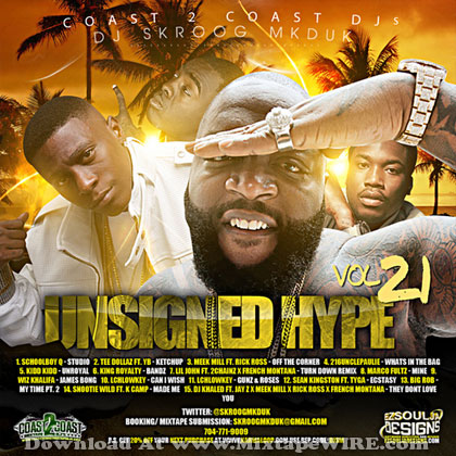 Unsigned-Hype-Vol-21