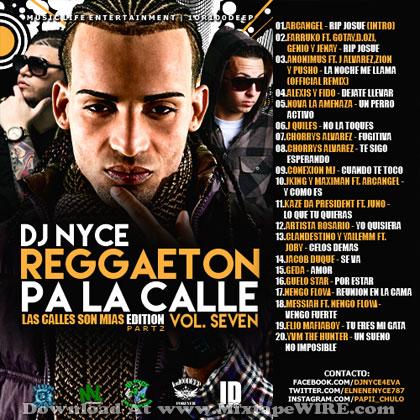 Reggaeton-Pa-La-Calle-Vol-7