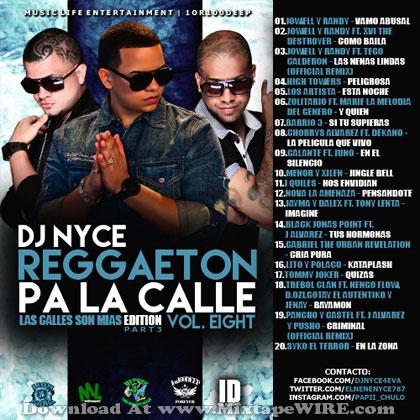 Reggaeton-Pa-La-Calle-Vol-8