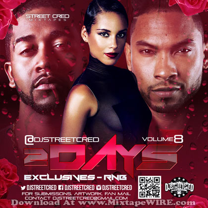 2-Days-Exclusives-RnB-Vol-8