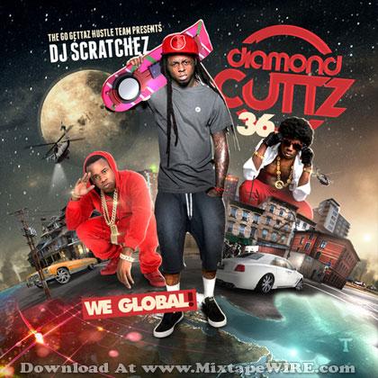 Yo Gotti Ft Lil Wayne Amp Others Diamond Cuttz 36 Mixtape
