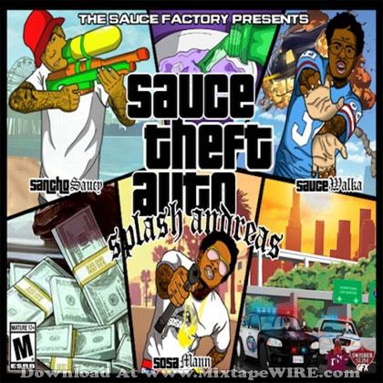 sauce-thef-auto