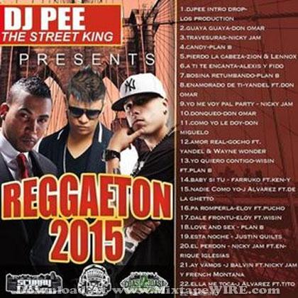 Reggaeton-2015