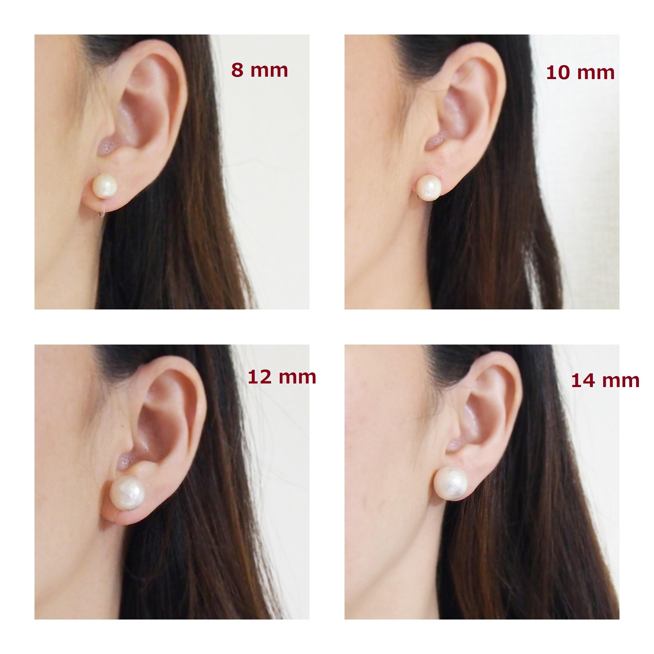 Earring Sizes Mm