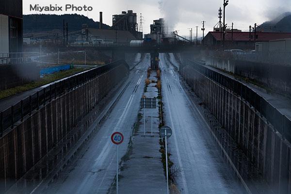 糸魚川,工場