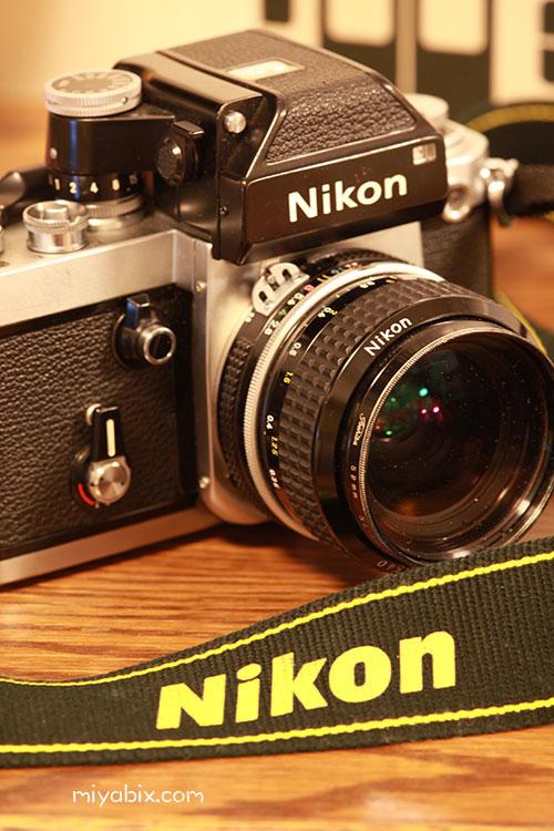 ニコン,Nikon,FM2,一眼レフ