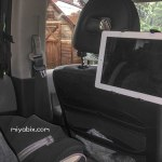 HEADREST,TABLET-KIT,HERBERT,RICHTER,車載後部座席,iPad