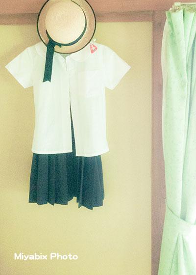 子供の制服