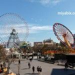 横浜の観覧車