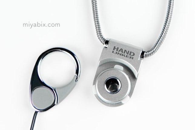 HandLinker,ハンドリンカー,落下防止,携帯ストラップ,ポケモンGO