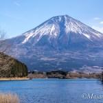 私の富士山撮影ポイント(Googlemap活用)