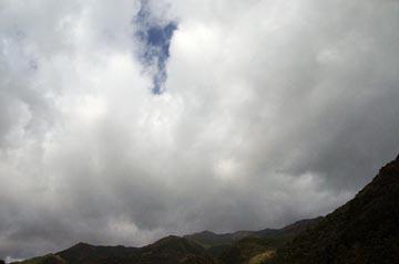 19日の空の写真