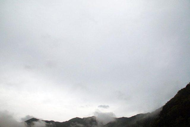 31日の空の様子