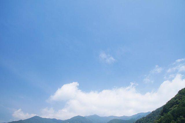 26日の空の様子