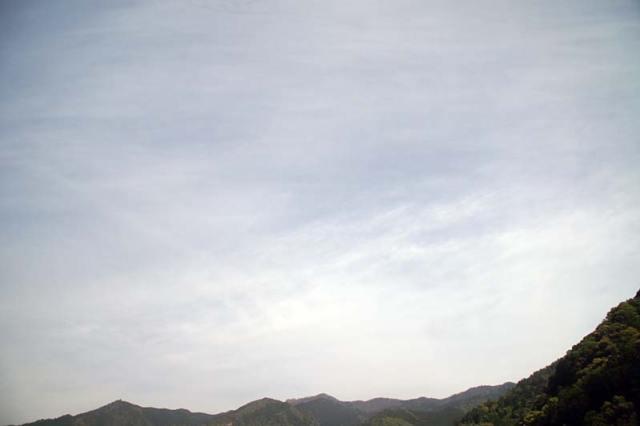 3日の空の様子