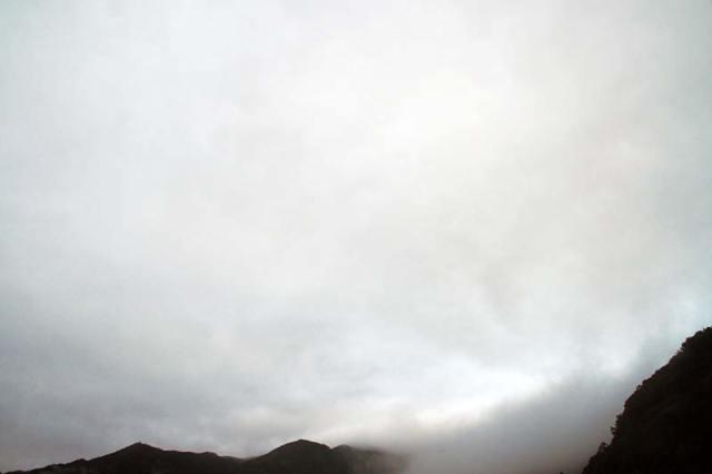 10月19日の空の様子