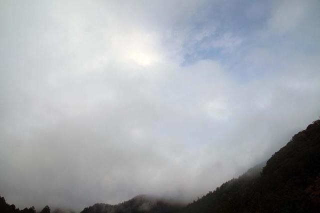 12月17日の空の様子