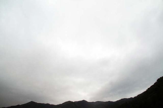 2月29日の空の様子
