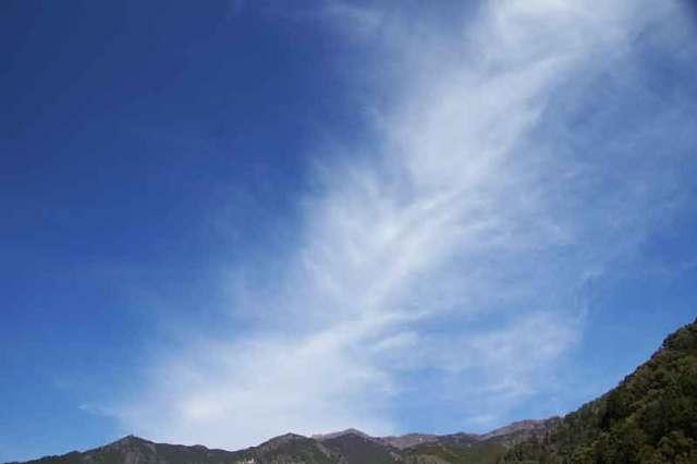 3月26日の空の様子