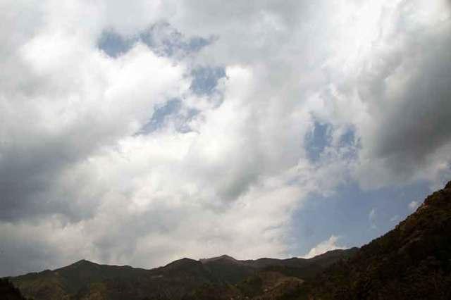 4月4日の空の様子