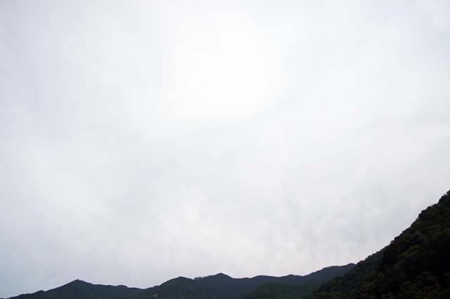6月27日の空の様子