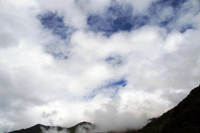 9月12日の空の様子